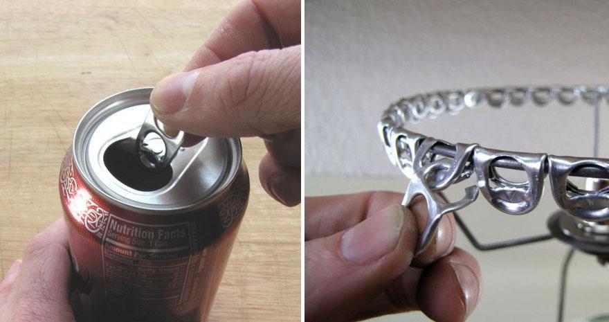 L mparas originales hechas con material reciclado - Como hacer lamparas originales ...
