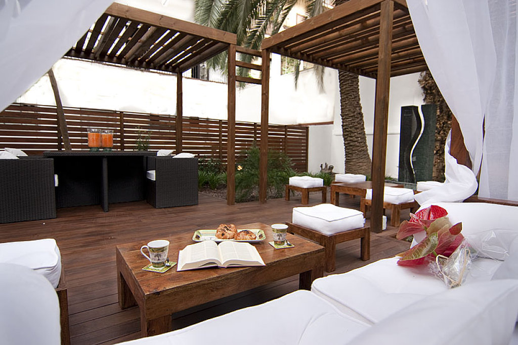 Decoraci n chill out para la terraza - Terrazas chill out decoracion ...