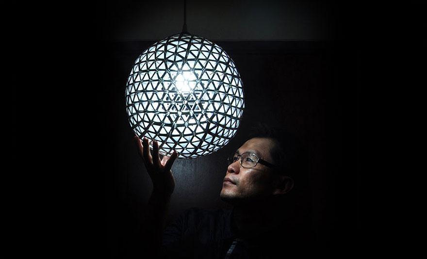 Tetra Box Lamp 4