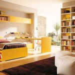 Un color decorativo de moda: el amarillo