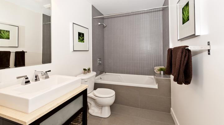 Ideas Baños Minimalistas:Bathroom Color Scheme