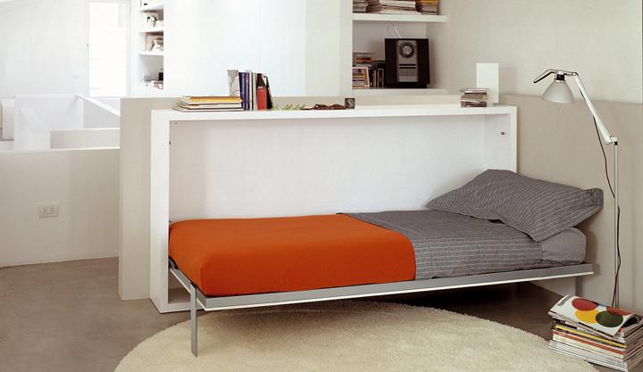 Decoraci n de casas con poco espacio - Sofa cama que ocupen poco espacio ...