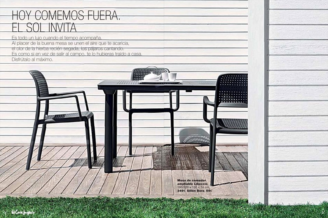 Catalogo jardin el corte ingles2 for Muebles corte ingles outlet
