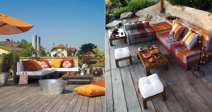 Decoraci n chill out para la terraza - Decoracion chill out ...