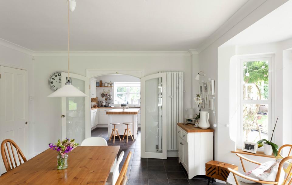Fotos de casas de estilo n rdico - Casas con estilo ...