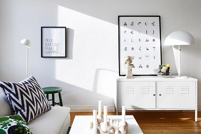 Fotos Decoraciones Ikea ~ Fotos de casas de estilo n?rdico
