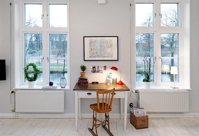 Fotos de casas de estilo n rdico - Estilo nordico decoracion ...