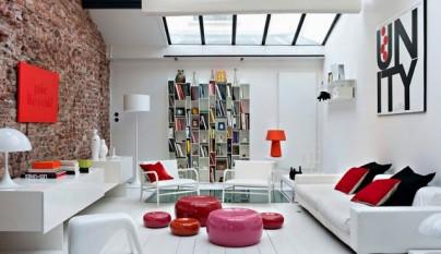 interiores estilo industrial45