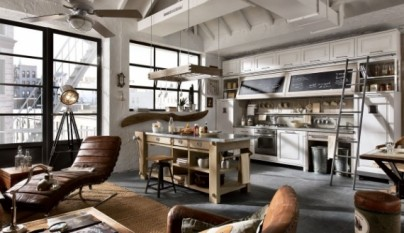 interiores estilo industrial56