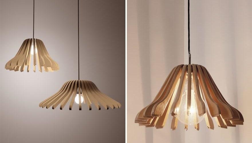 lamparas originales para baolmparas originales hechas con material reciclado lamparas originales para bao