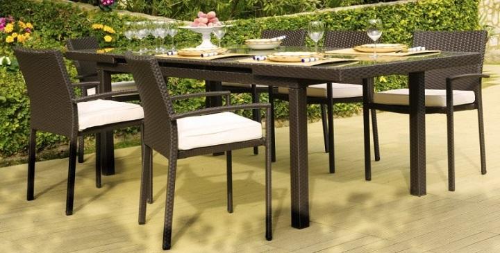 Muebles de jard n econ micos - Muebles de jardin en madrid ...