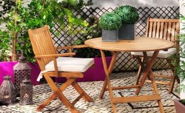 muebles jardin AKI 201412
