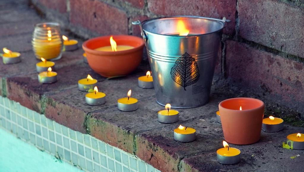 velas de citronela