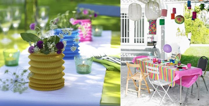 C mo decorar la terraza para una fiesta for Ideas para decorar azoteas
