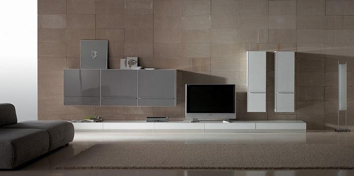 Fotos de salones minimalistas - Muebles para tv minimalistas ...