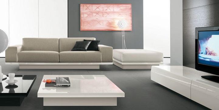 Salones estilo minimalistas3