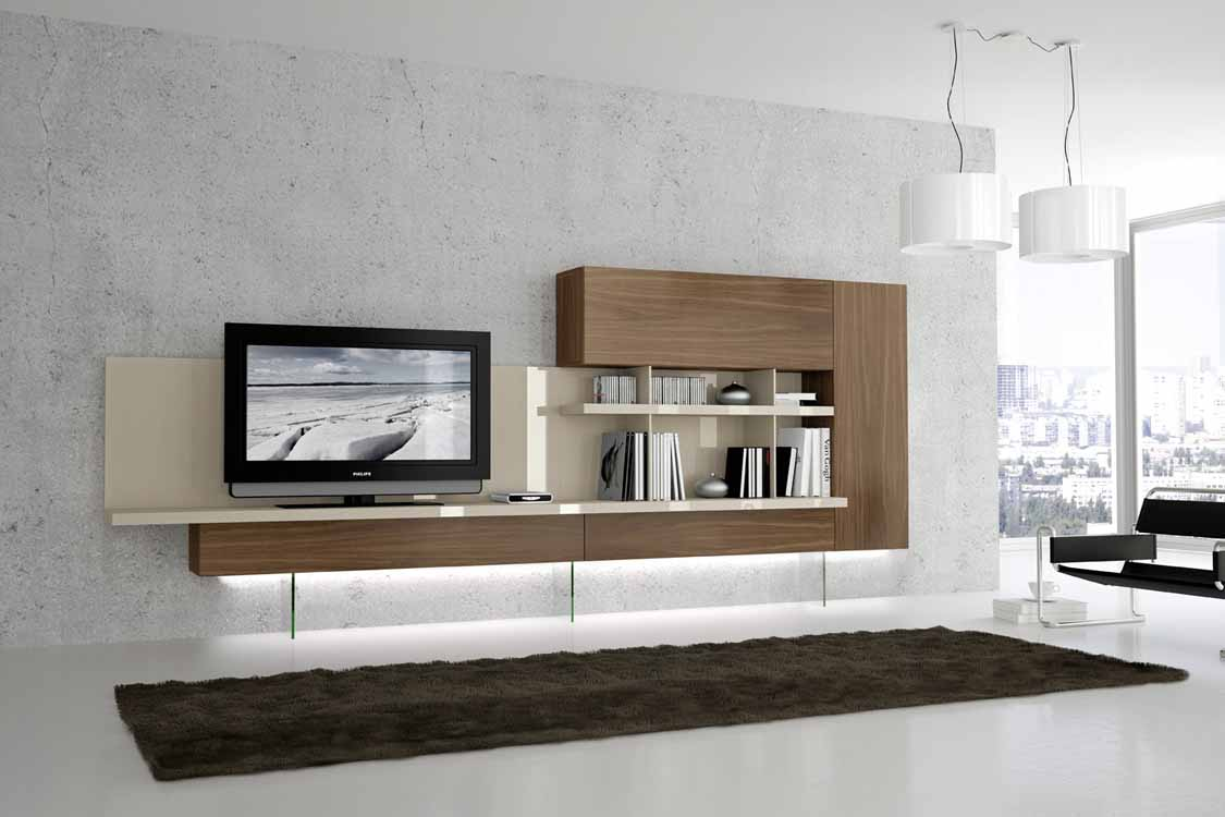 Decorablog Revista De Decoracion - Mueble-salon-minimalista