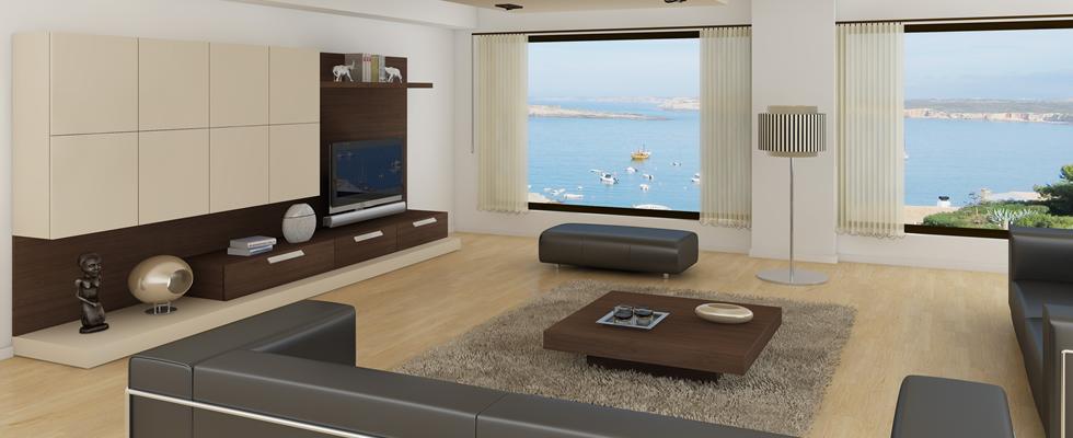 Fotos de salones minimalistas - Fotos muebles salon ...