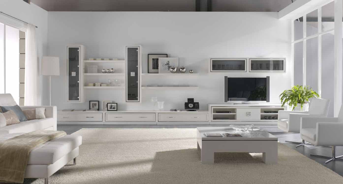 Salones minimalistas15 - Salones modernos minimalistas ...