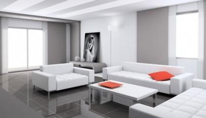 Salones minimalistas19