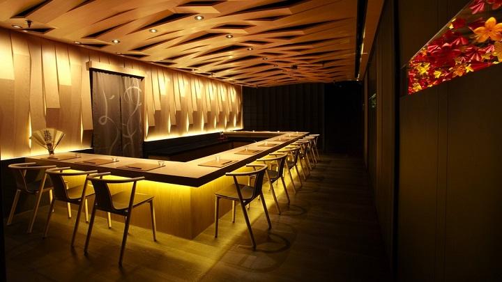 Seis restaurantes con un diseño espectacular