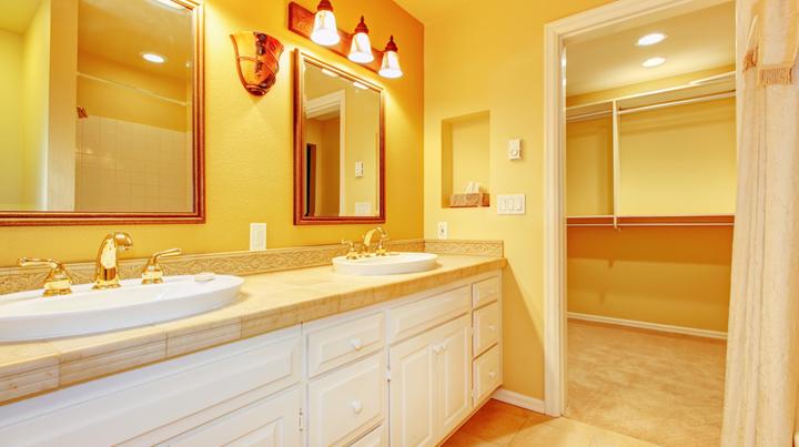 Decorar Baño Color Amarillo:Los colores del Feng Shui
