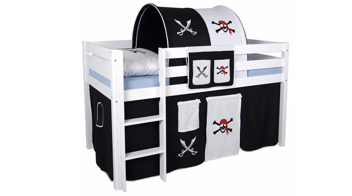 Camas y literas para ni os for Precios de camas infantiles
