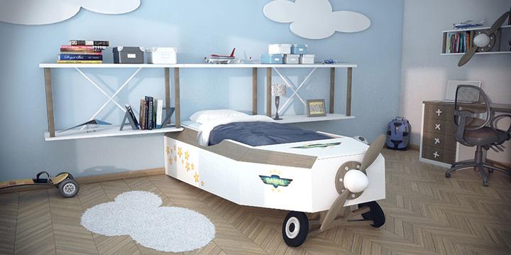 Camas y literas para ni os - Precios de camas para ninos ...