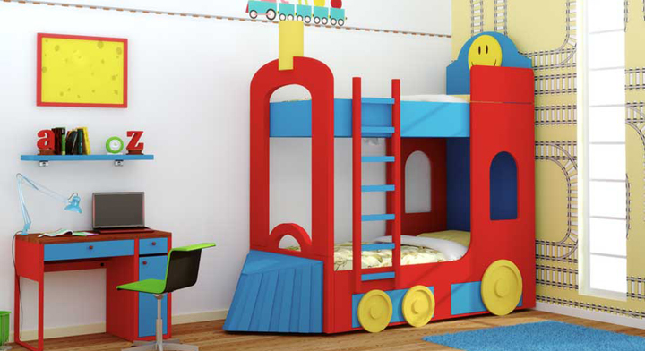 Decorablog revista de decoraci n - Camas abatibles infantiles ...