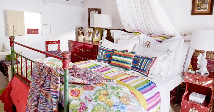 Catálogo de decoración Zara Home verano 2014