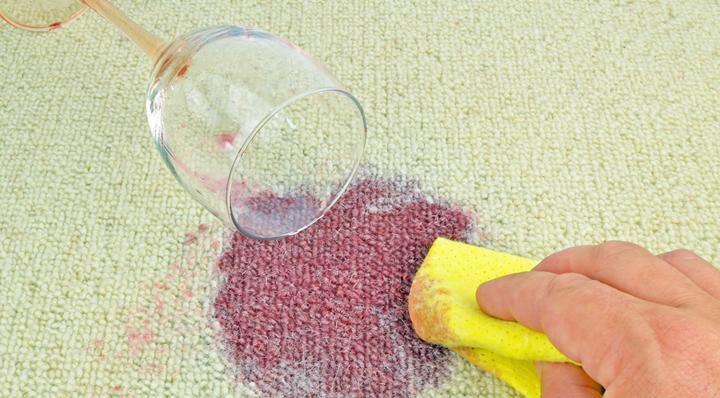limpiar alfombra
