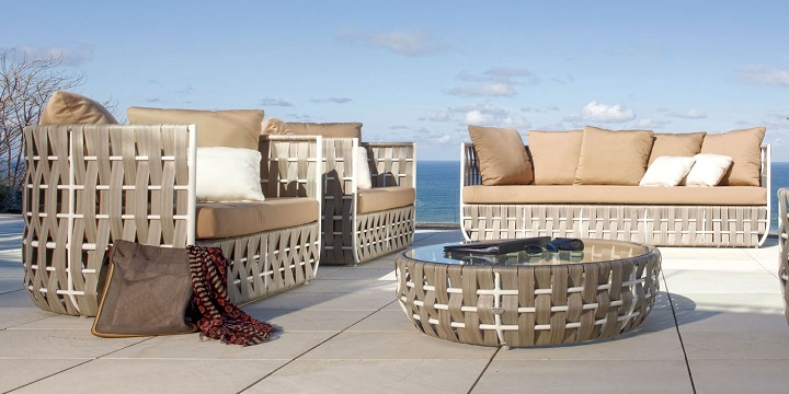 Muebles de dise o para la terraza for Muebles terraza diseno