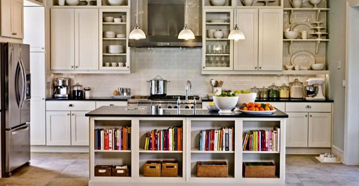 Soluciones de almacenamiento para la cocina - Soluciones cocinas pequenas ...