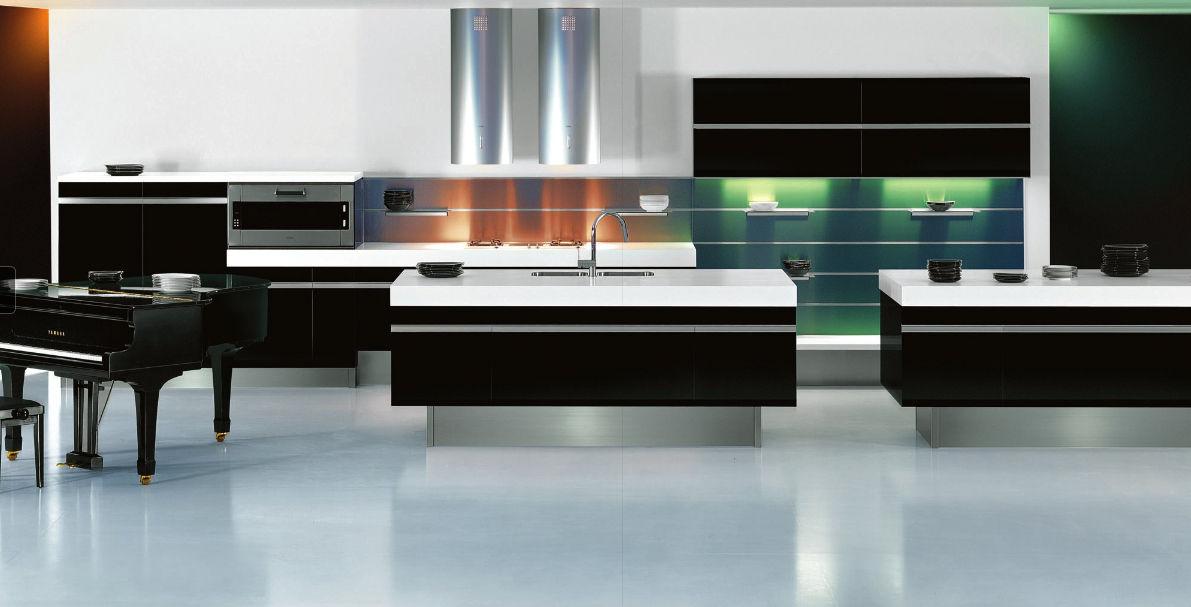 Cocinas de lujo modernas muebles de cocina de lujo fotos - Muebles de cocina de lujo ...