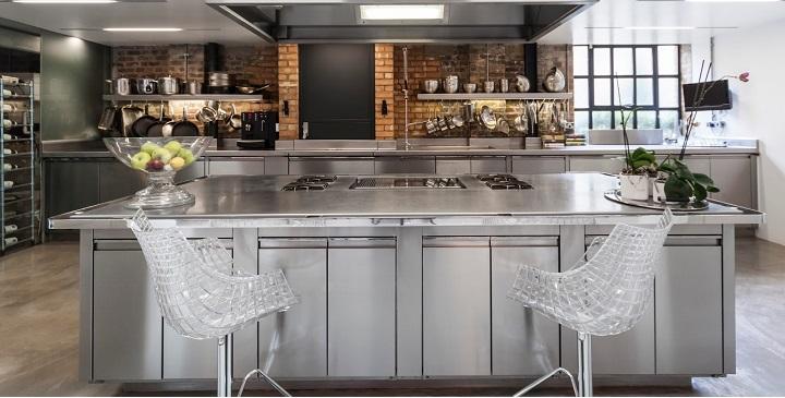 Fotos de cocinas de lujo - Cocinas de lujo modernas ...