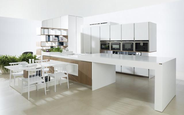 Cocinas de lujo30 - Cocinas modernas de 9 metros cuadrados ...