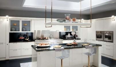 Fotos de cocinas de lujo for Cocinas actuales fotos
