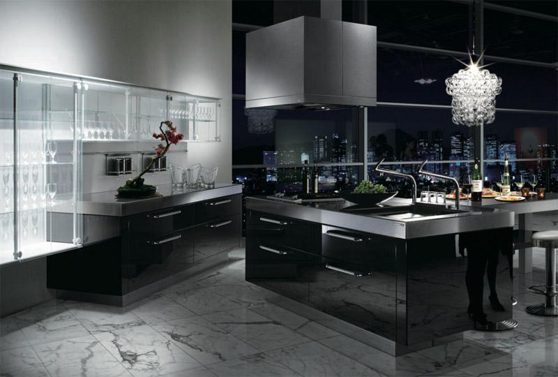 Fotos de cocinas de lujo for Cocinas de lujo