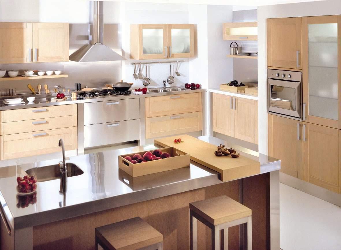 Fotos de cocinas de madera - Madera de cocina ...
