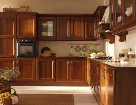 Cocinas en madera imagui - Maderas para cocinas ...