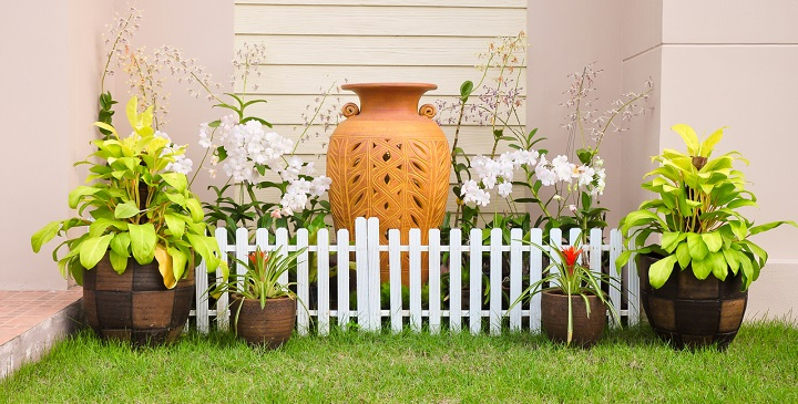 Como decorar jardin1
