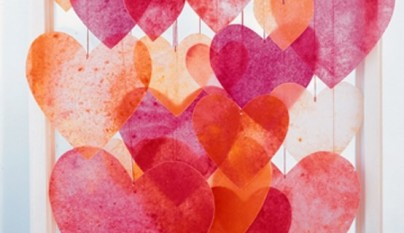 Decoracion corazones1