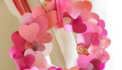 Decoracion corazones12