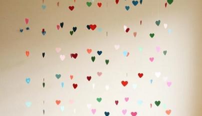 Decoracion corazones20