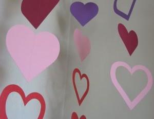 Decoracion corazones5
