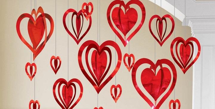 Decoracion hogar corazones1