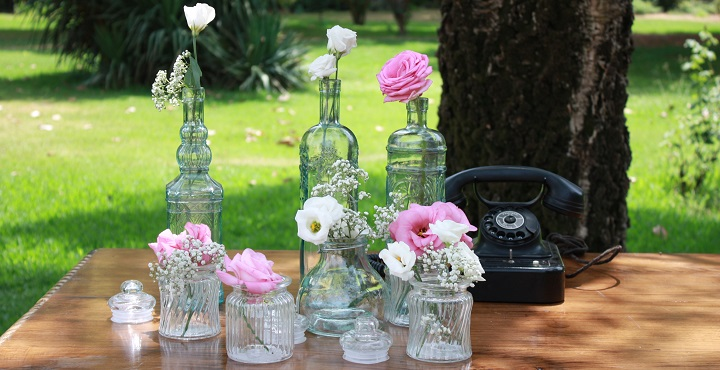 Ideas para decorar una boda for Ideas y estilo en jardines