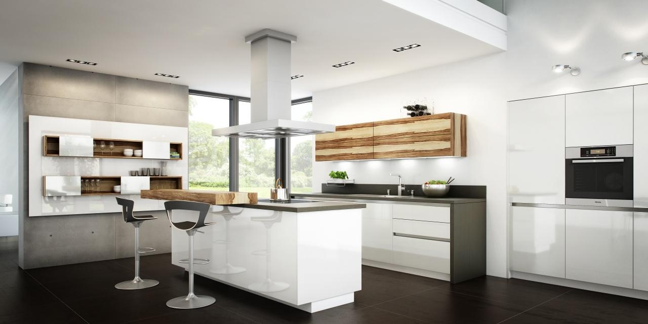 Fotos de cocinas equipadas for Imagenes de cocinas en l