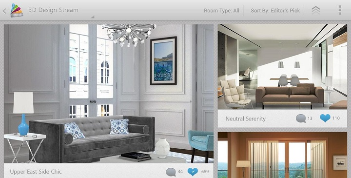 Homestyler Inteiror Design
