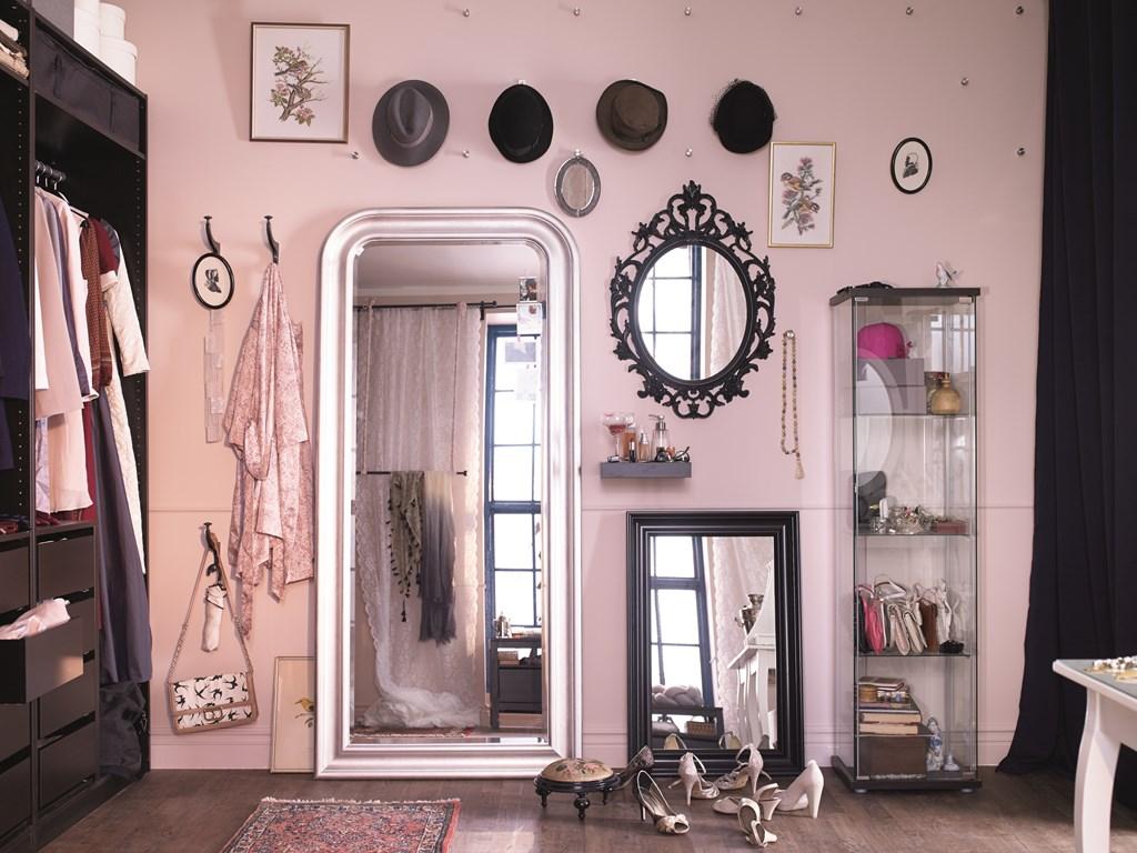 Decorablog revista de decoraci n for Ikea espejos grandes